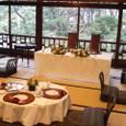 今日の披露宴『粟田山荘』