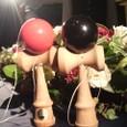 今日の披露宴『VICEO   岡崎』