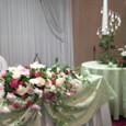 今日の披露宴『ホテル阪急エキスポパーク』