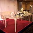 昨日の披露宴『ANA  クラウンプラザホテル大阪』