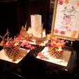 今日の披露宴『京都ブライトンホテル』【京都】