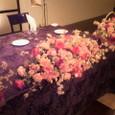 4/24の披露宴「フェイセスゲストハウス月花」