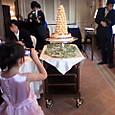 今日の披露宴【リッツカールトン大阪】(大阪)
