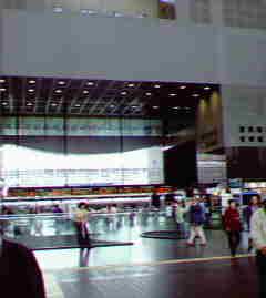 今は京都駅