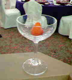 シャンパンに