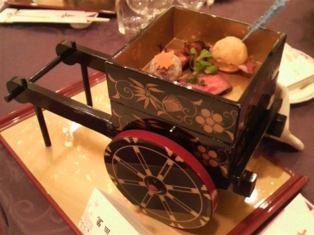 今日の披露宴〓京都センチュリーホテル