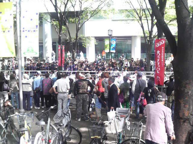 大阪メチャハッピー祭