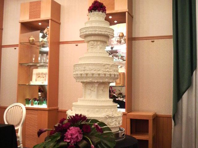今日の披露宴メルパルク大阪