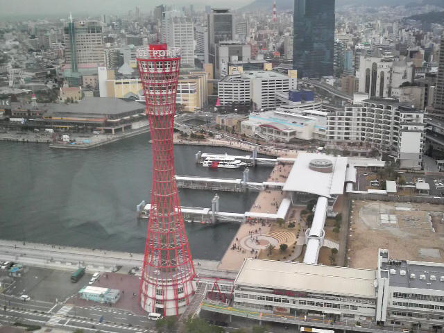 今日の披露宴『ホテルオークラ神戸』