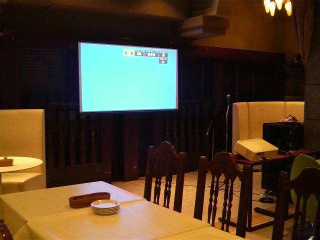 昨日のパーティー『三宮 収穫祭』【神戸】