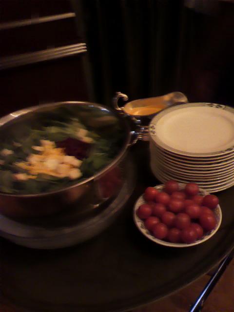 今日の披露宴「ロウリーズプライムリブ大阪」