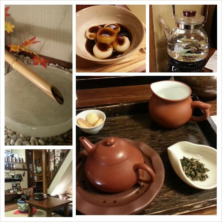 台湾茶カフェ雅楽茶