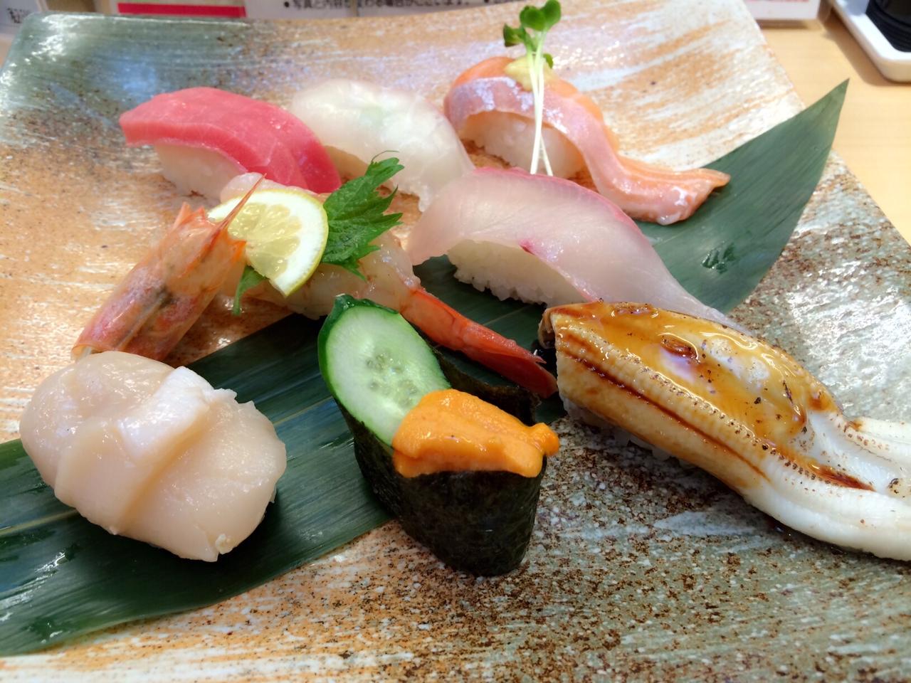 ☆アナ雪とお寿司☆