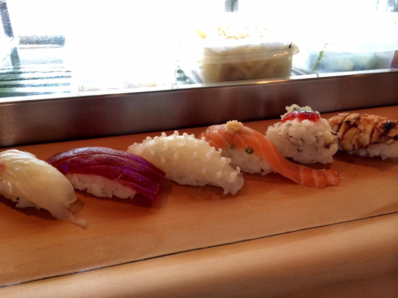 ☆お寿司ランチ☆
