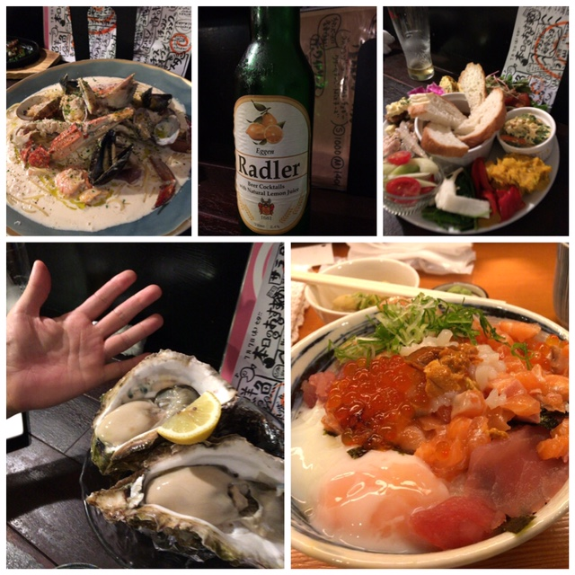 海鮮&イタリアン